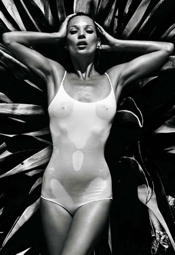 ����� ���� ���� � ������� Vogue Hommes International (������ 2010) / Kate Moss naked pictures from Vogue Homme International (april 2010)