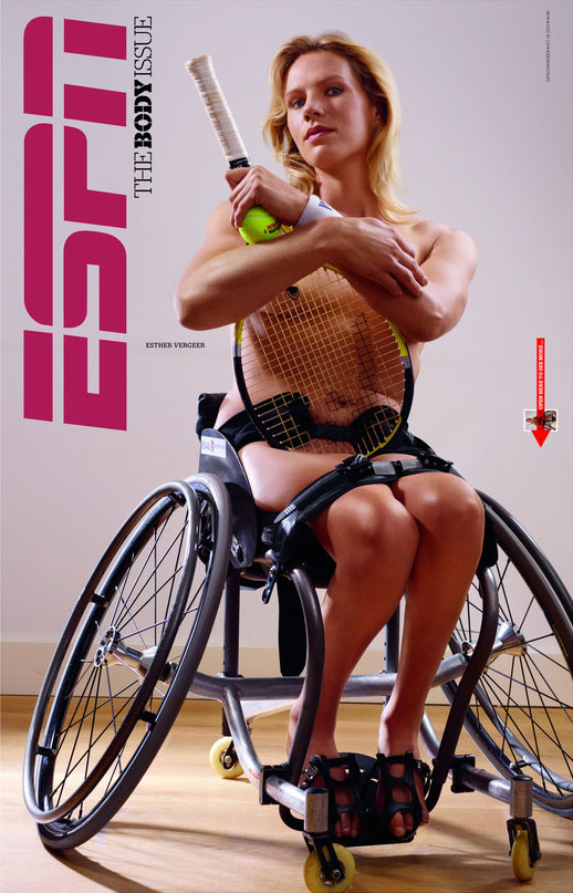 ESPN The Magazine: The Body Issue